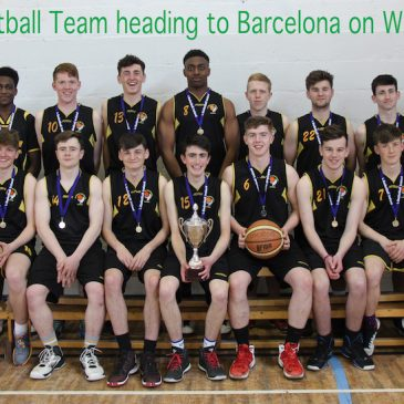 Basketball Trip to Barcelona October 26,2016