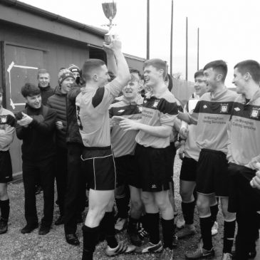 Patricians Claim Midlands League Title in Local Derby
