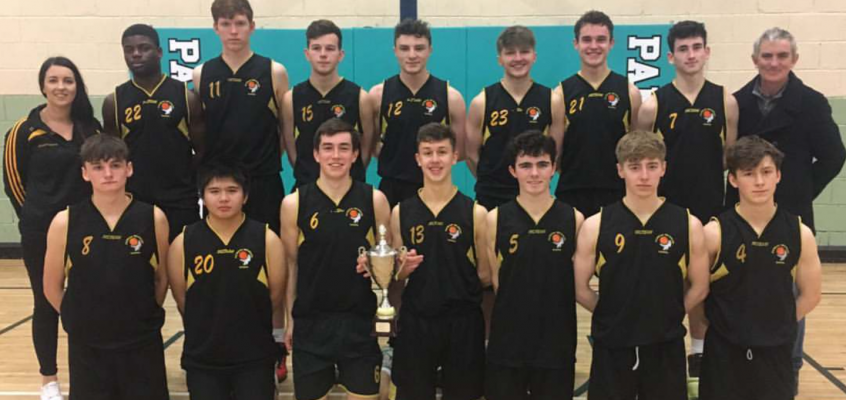 Brave Basketballers Fall At Semi-Final Stage