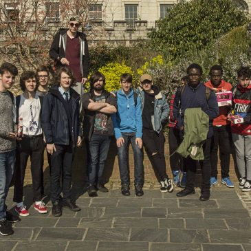 6th Year Art Trip to National Gallery