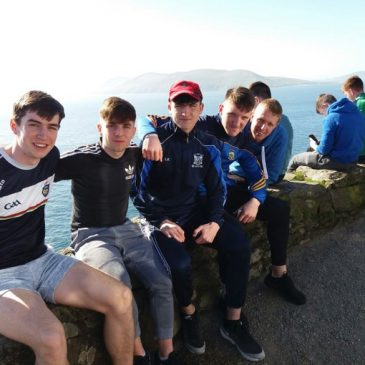 6th Year Irish Trip to Kerry Gaeltacht