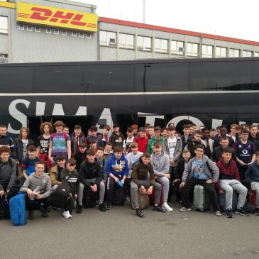 2nd Years Enjoy Trip to Valkenburg
