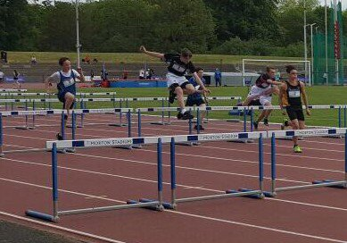 Alex O'Shea Claims Leinster T&F Title
