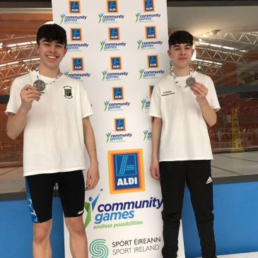 Cian & Ethan Place at National Finals