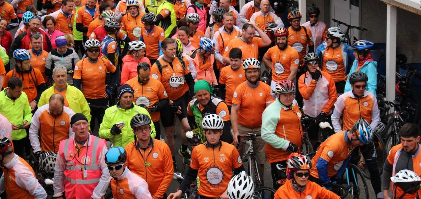Cycle against Suicide Photos