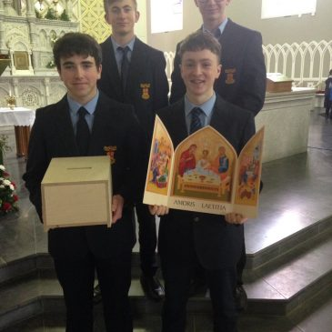 Bishop Nulty Launches Catholic Schools Week