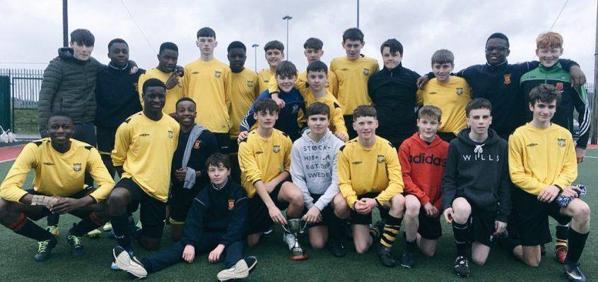 U-15 Midland League Winners