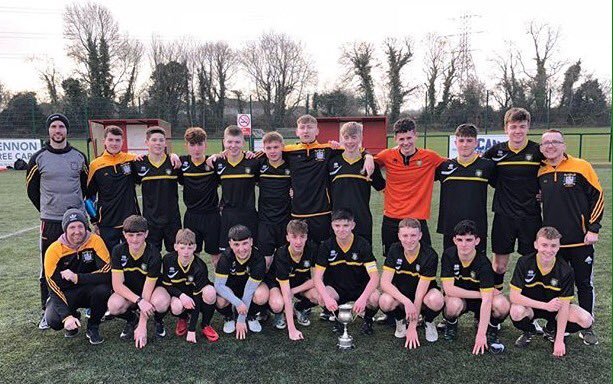 U-17 Midland League Winners