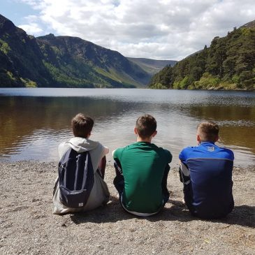 JPII Trip to Glendalough