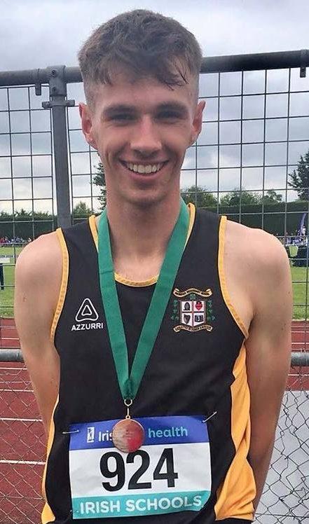 Mark Glynn Crowned All-Ireland Champion.