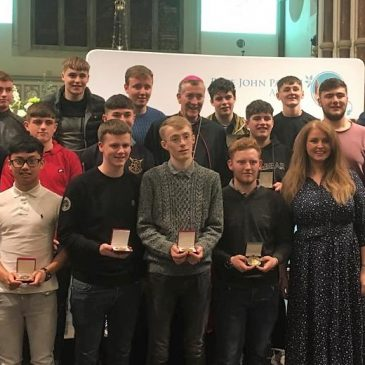27 Students Receive JPII Award