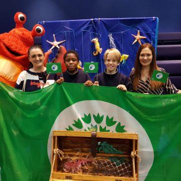 3rd Green Schools Flag Awarded