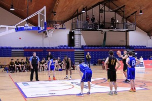 U19 All-Ireland Basketball Final 2016