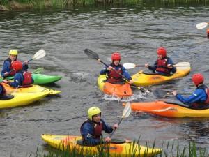 TY Canoeing