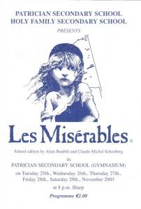 Les Mis 2003