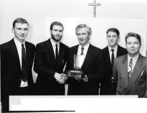 Rigby Jones Winners 1995