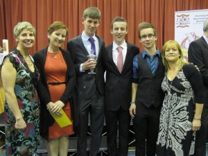 6th Year Graduation 2011