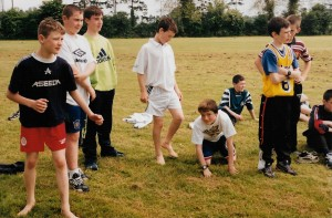 1999 sports day 4