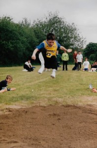 1999 sports day 9